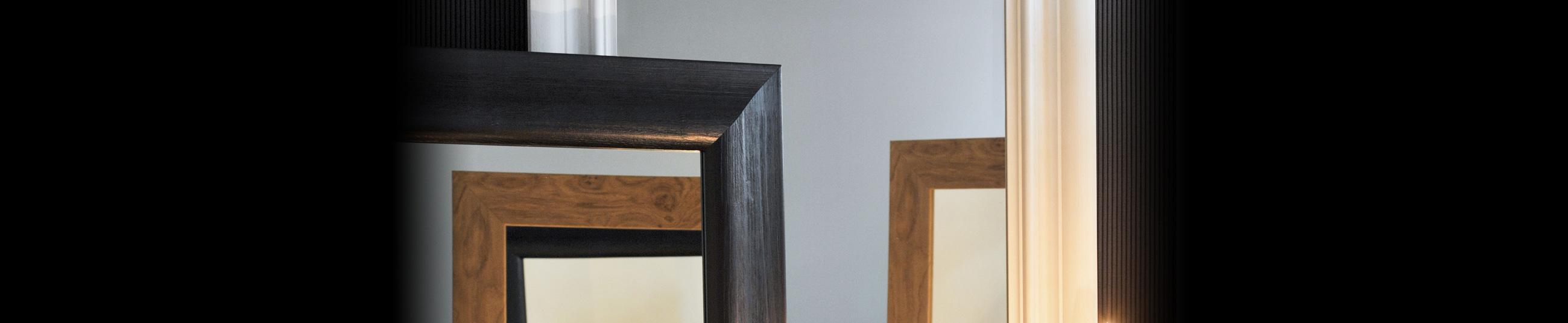 miroirs sur mesure l 39 clat de verre. Black Bedroom Furniture Sets. Home Design Ideas