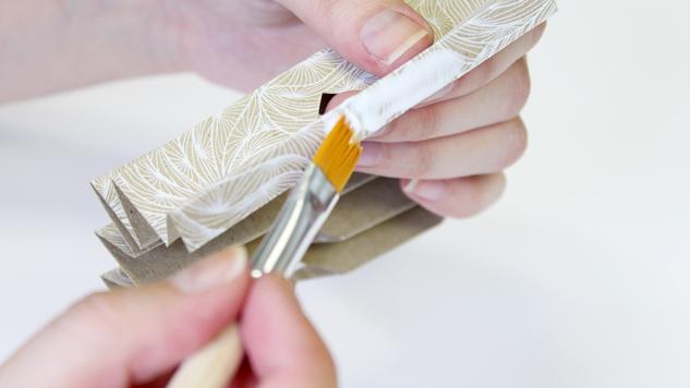DIY - Rosaces décoratives