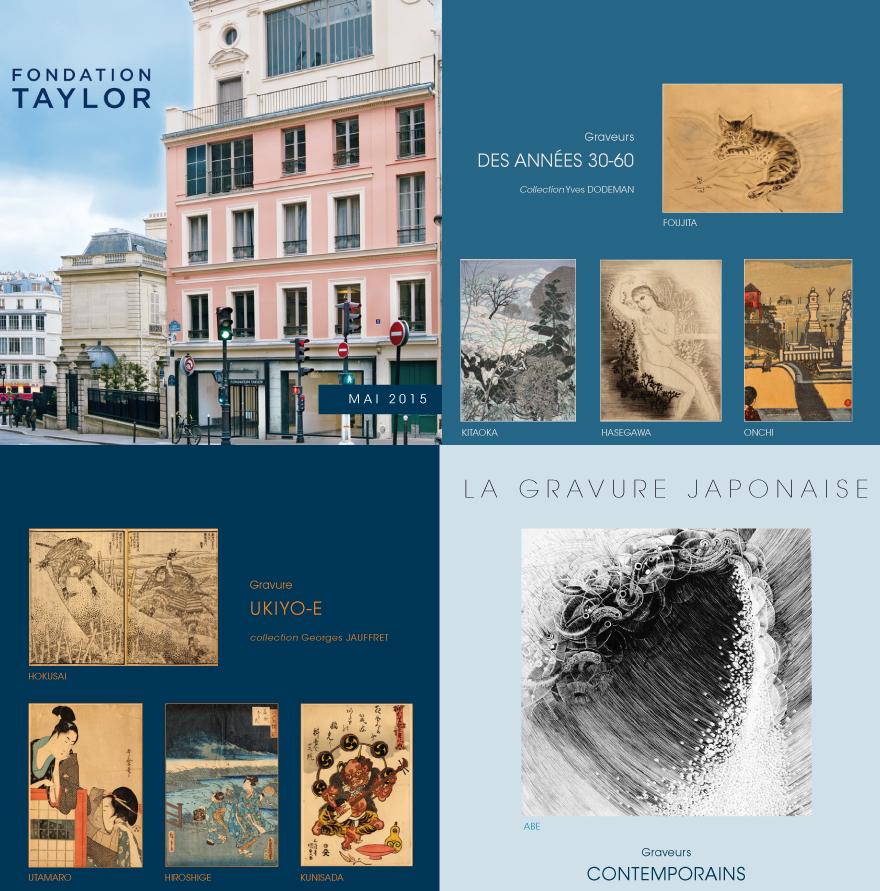 """L'Éclat de Verre partenaire de l'exposition """"Pointe et Burin"""" de la fondation Taylor"""