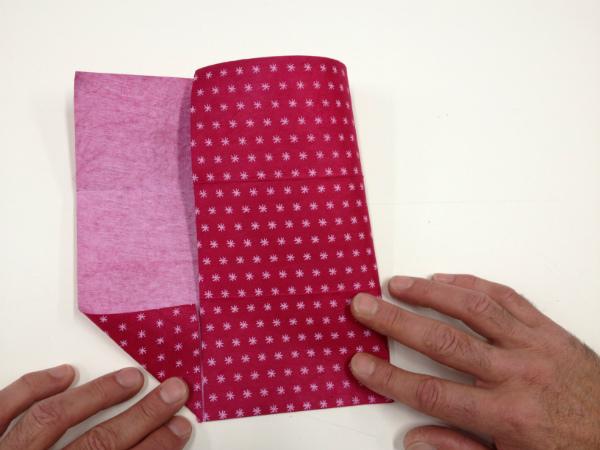 Tutoriel sac cadeau - Pliage papier cadeau ...