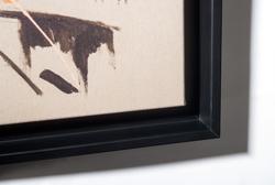 qu 39 est ce qu 39 un cadre caisse am ricaine l eclat de verre cadres miroirs et encadrement. Black Bedroom Furniture Sets. Home Design Ideas