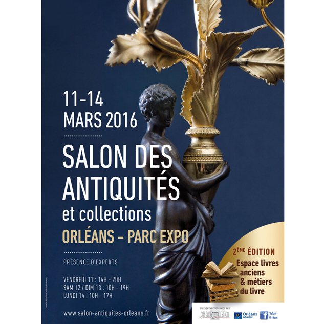 salon des antiquites orleans