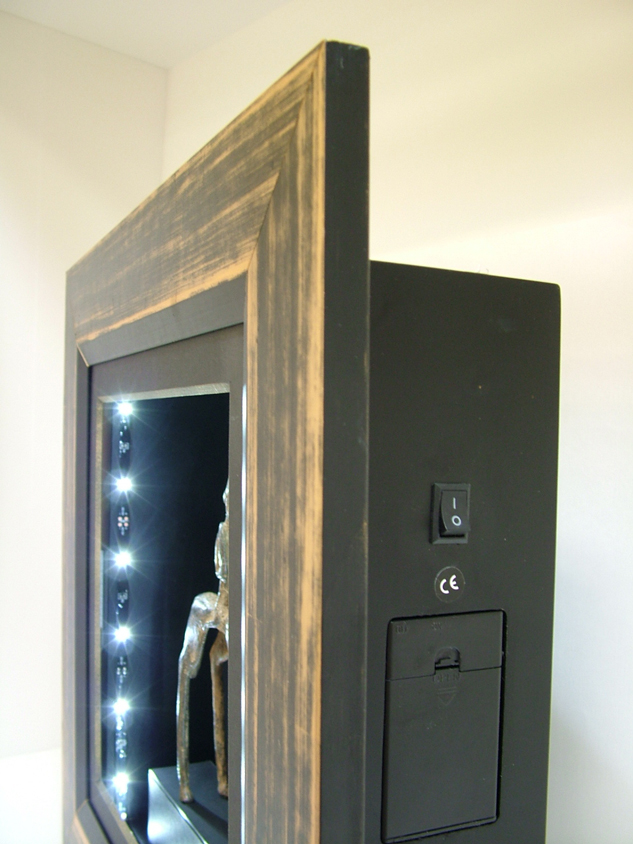 cadre a led plafonnier led dalle led pav led x mm w cadre aluminium with cadre a led excellent. Black Bedroom Furniture Sets. Home Design Ideas