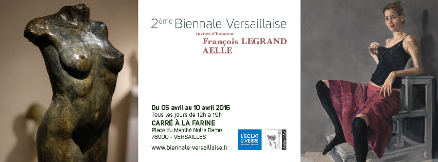 2 me biennale versaillaise du 4 au 10 avril 2016 l eclat de verre cadres miroirs et. Black Bedroom Furniture Sets. Home Design Ideas