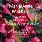 2 au 29 juin 2016 – Exposition Marie-Anne Pasquet – Chantilly