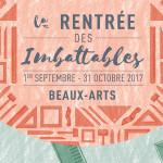 Les Prix futés Beaux-Arts de la rentrée – jusqu'au 31 Octobre 2017