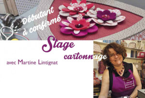 stage de cartonnage