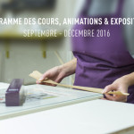 Luxembourg – Programme des cours, animations & expositions 2016