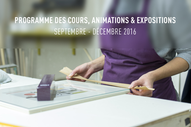 cours, animations & expositions luxembourg