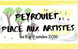 Peroulet place aux artistes concours de peinture à pau