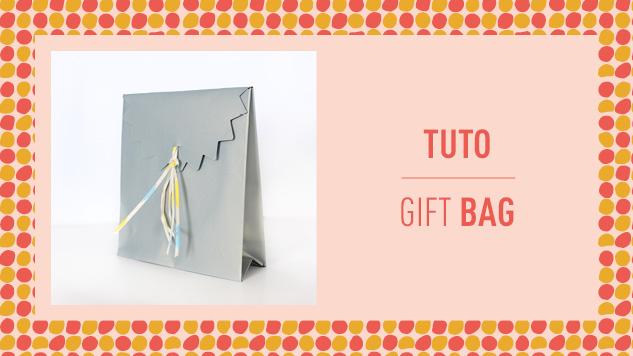 Tuto Gift bag