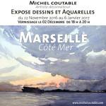 Jusqu'au 6 janvier – Exposition Michel Coutable