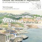 Du 8 septembre au 31 oct 2017 Exposition Michel Coutable