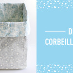 DIY #1 Noël : La corbeille carrée