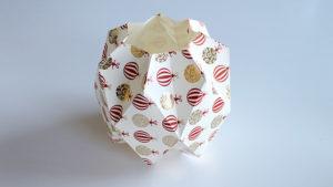 DIY Vase origami