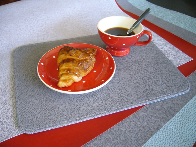 """Tuto sets de table """"Breakfast Time"""""""
