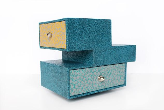 Tuto boîte à bijoux tournante