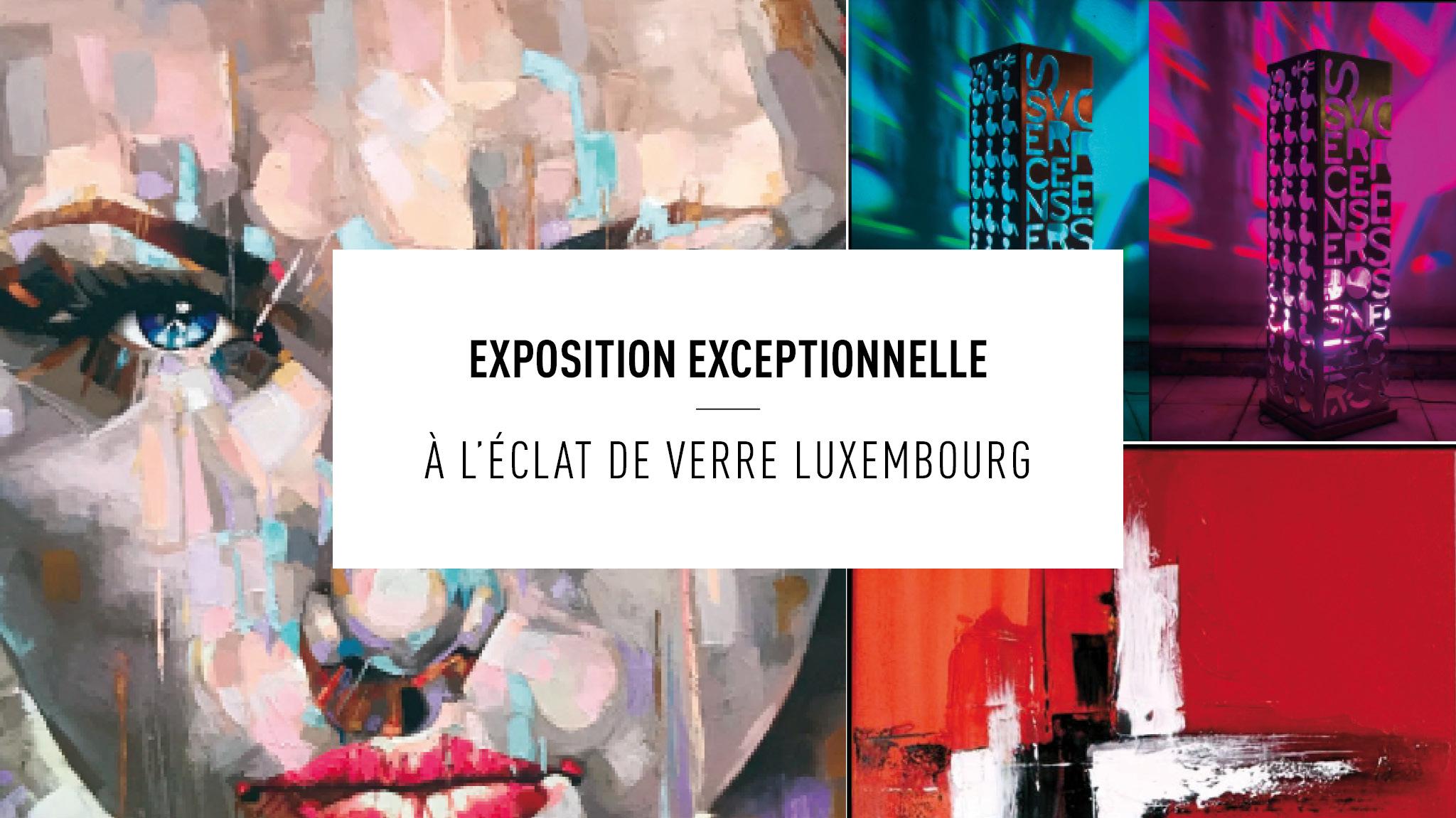 exposition eclat de verre luxembourg