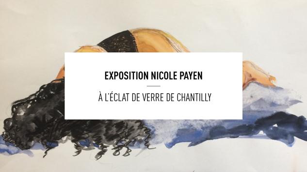 Exposition Nicole PAYEN Chantilly