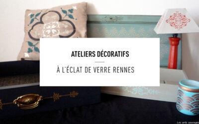 ATELIERS DÉCORATIFS – RELOOKING MEUBLES ET OBJETS À RENNES