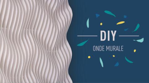 Décoration design murale DIY